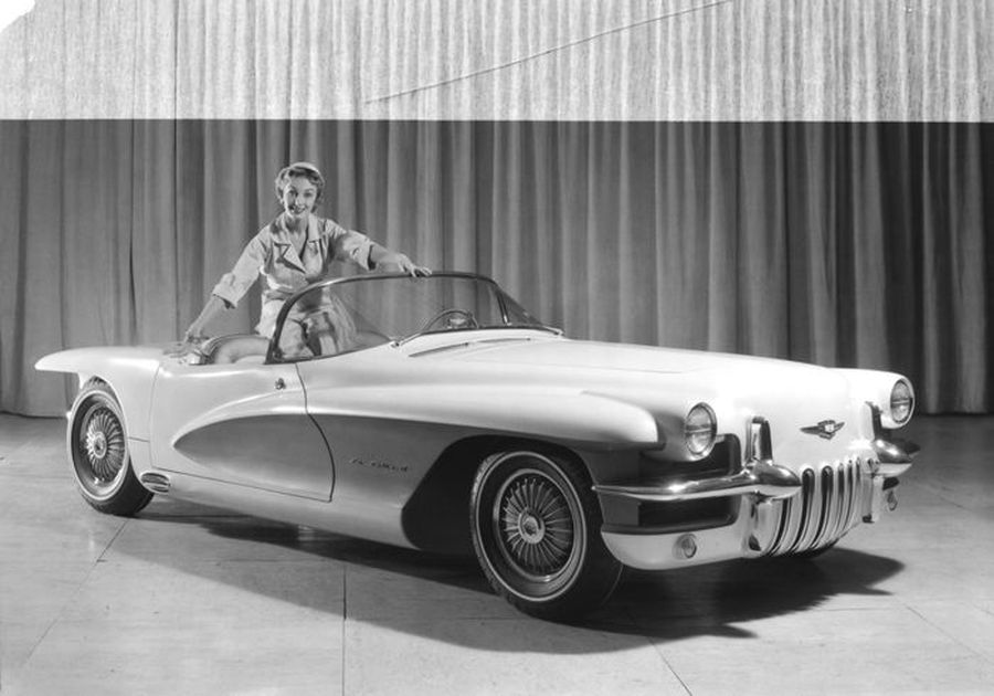 1955 cadillac lasalle