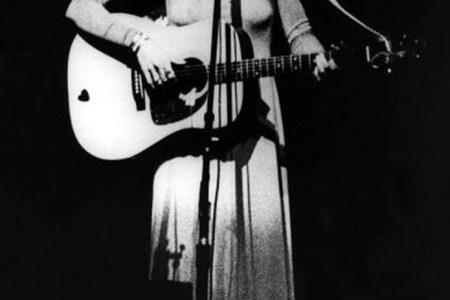 Joni Mitchell, 'Woodstock (Live)'