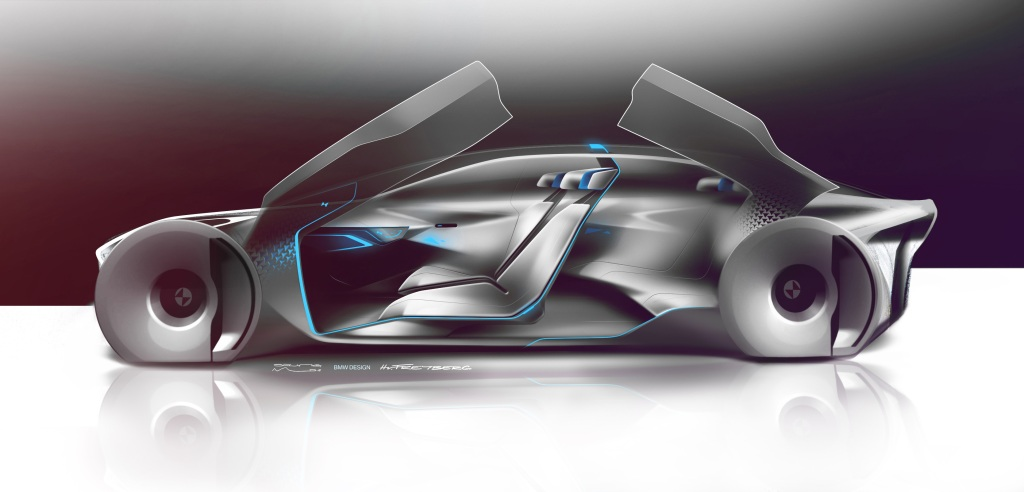 BMW Vision 100 Concept