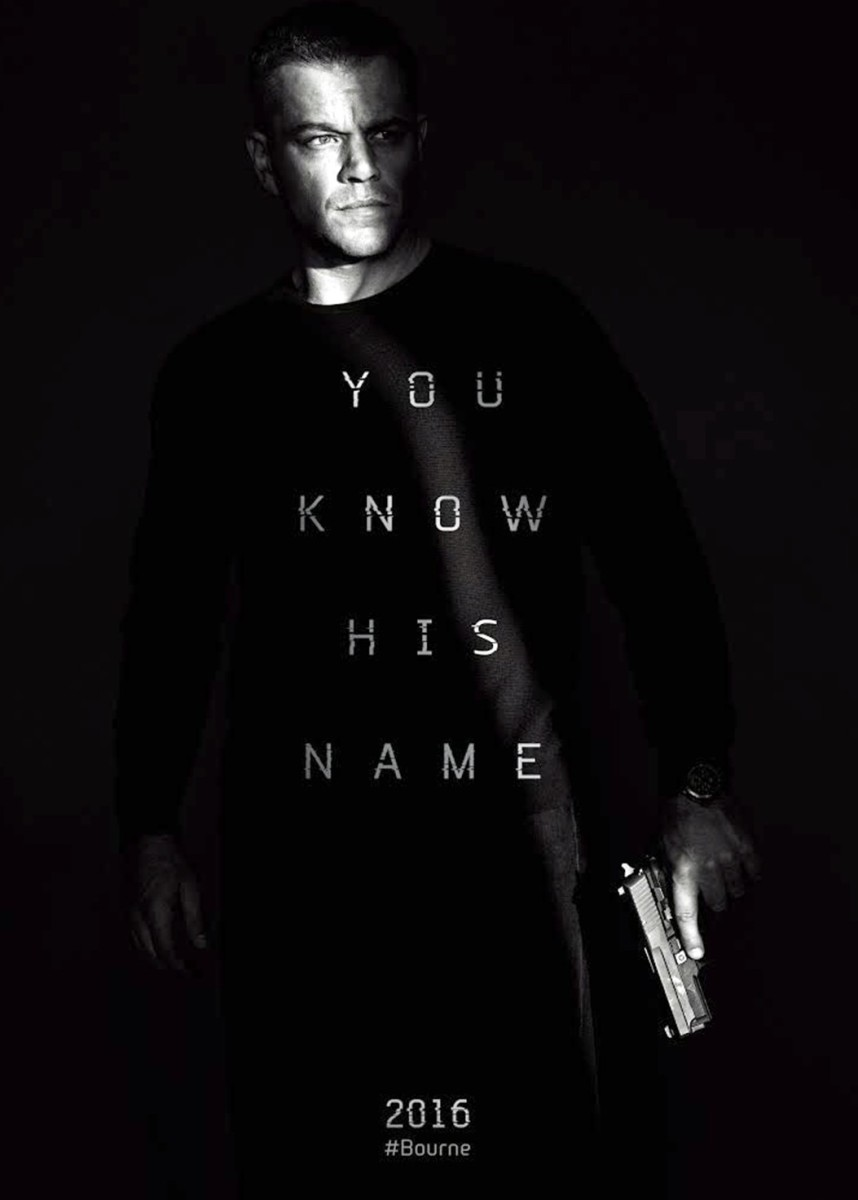 'Jason Bourne' Headed to Theaters July 29