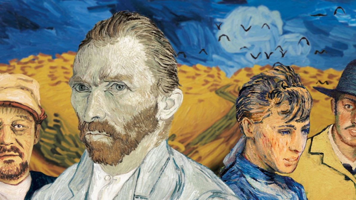 First Fully Painted Feature Film Covers Van Gogh's Life