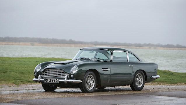 Aston Martin 1965