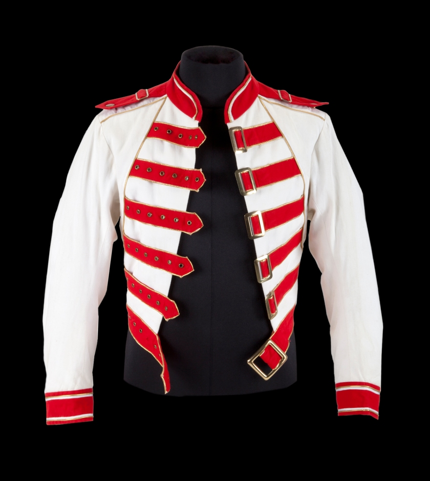 Freddie Mercury 1986 Magic Tour Jacket