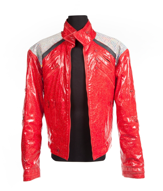 Michael Jackson 1996-97 Tour Jacket