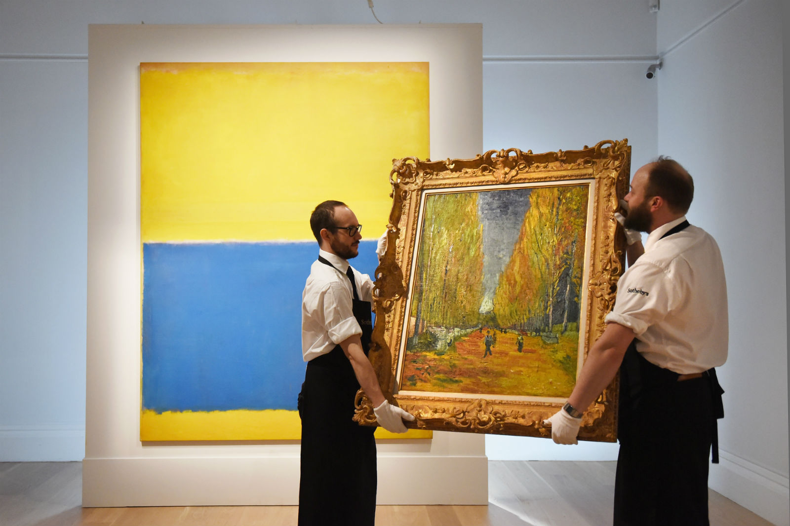 (Mary Turner/Getty Images for Sotheby's)