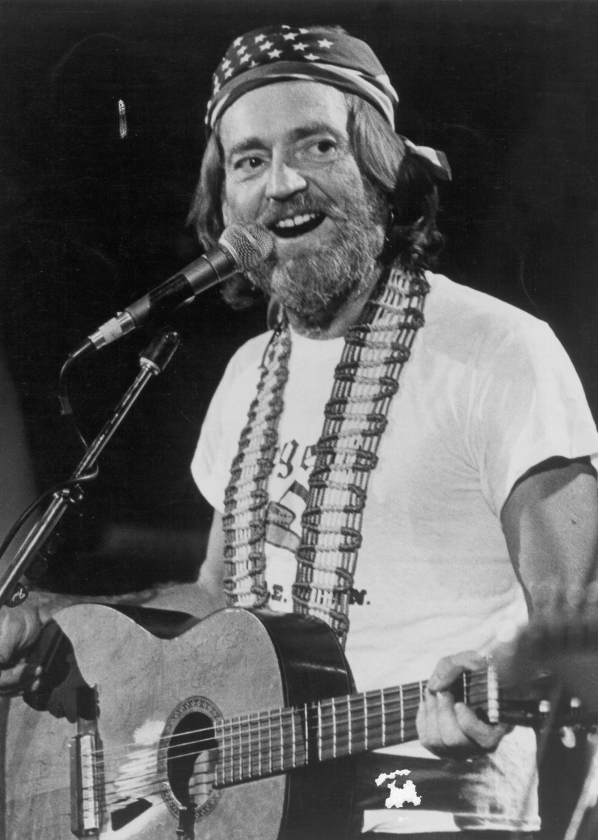 Willie Nelson - Michael Ochs Archives/Getty Images