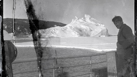Photos of Antarctica Expedition Developed 100 Years Later