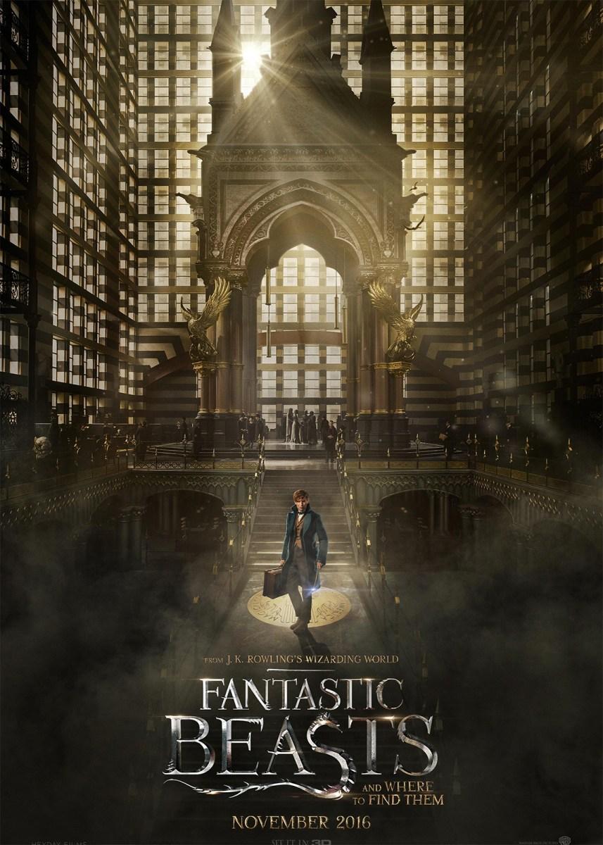 'Harry Potter' Spin-Off Due November 18