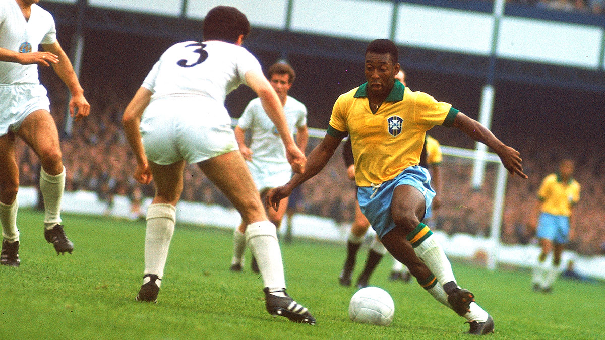 Pele 1966 World Cup