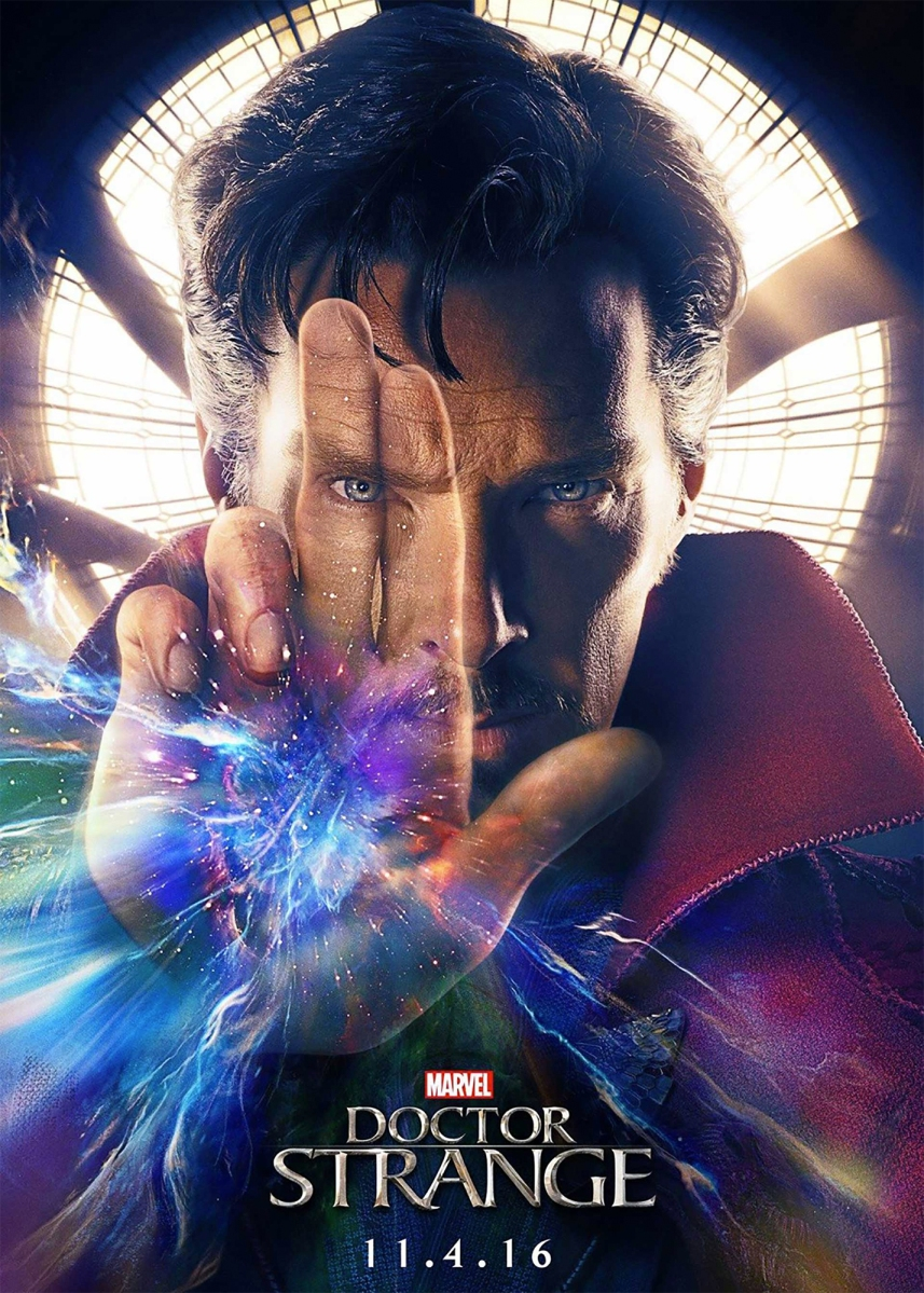 'Doctor Strange' Hits Theaters November 4