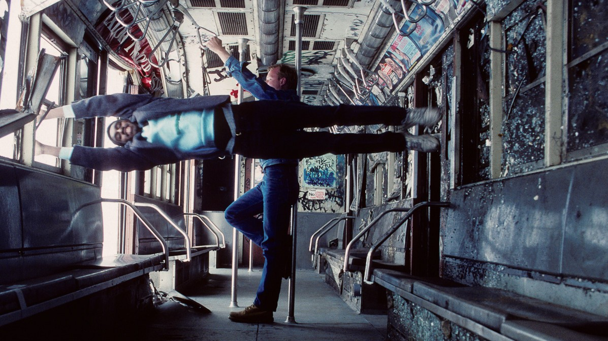 Steven Siegel 'Subway Dream'