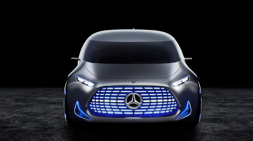 Mercedes' Vision Tokyo