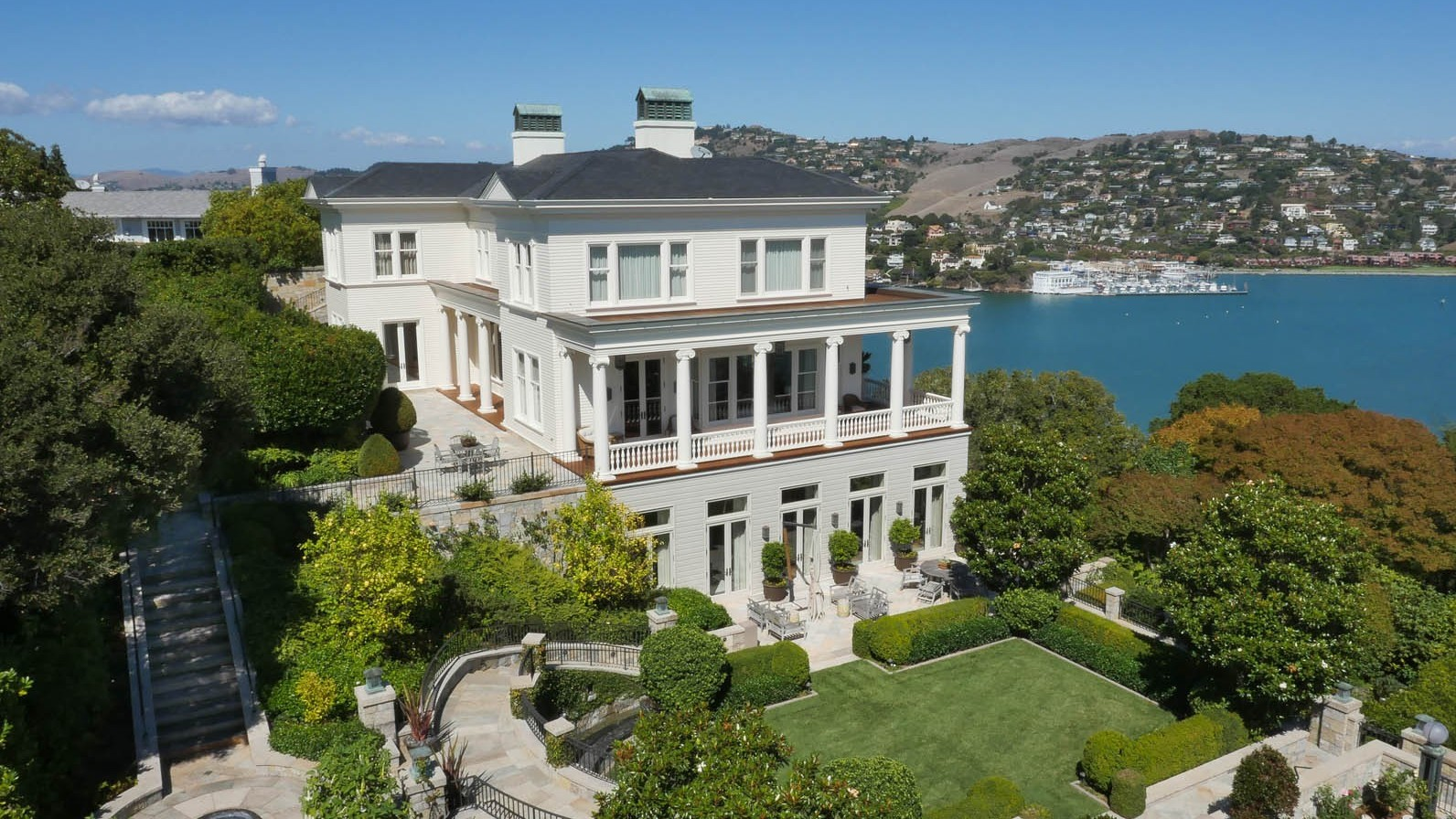 Tour the Most Expensive Home in San Francisco Bay