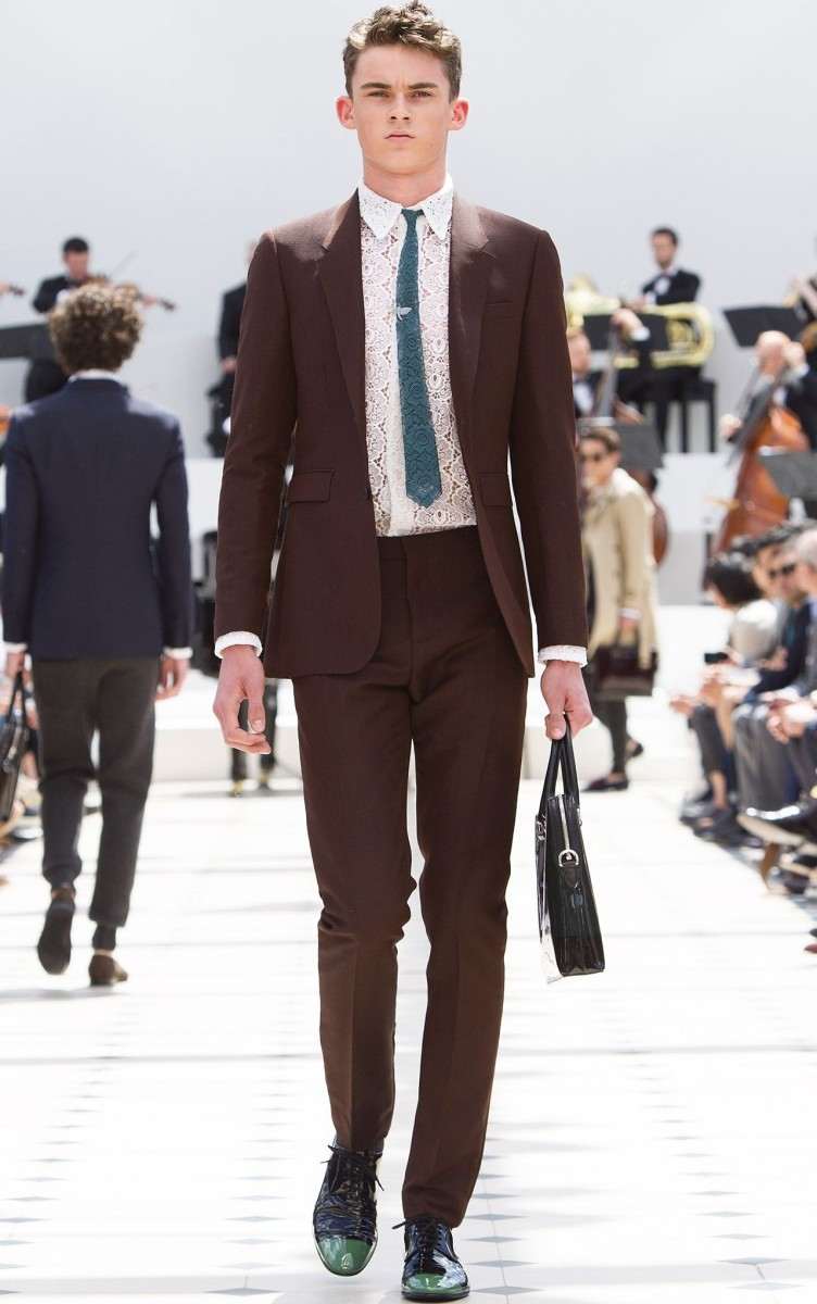 Burberry Spring 2016 Collection