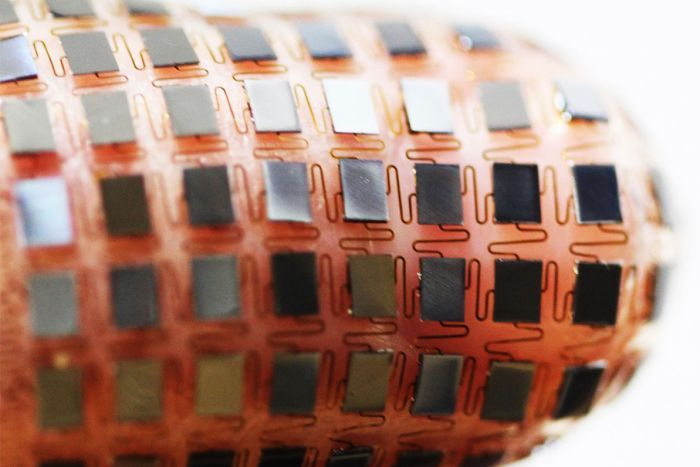 Stretchable Batteries That Never Need Charging