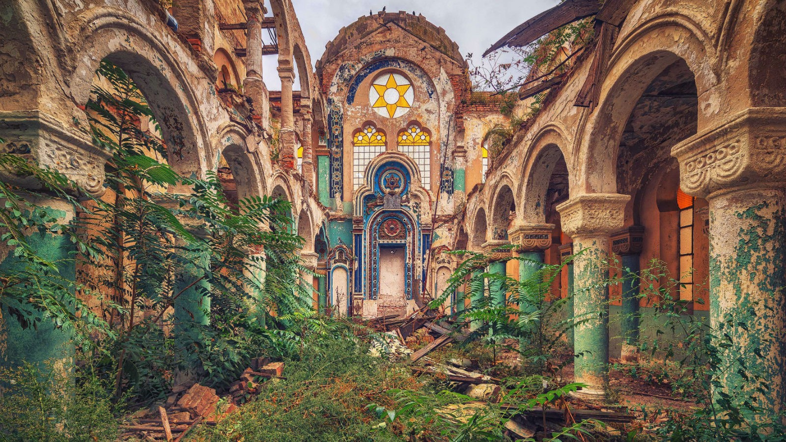 Abandoned Places of Worship