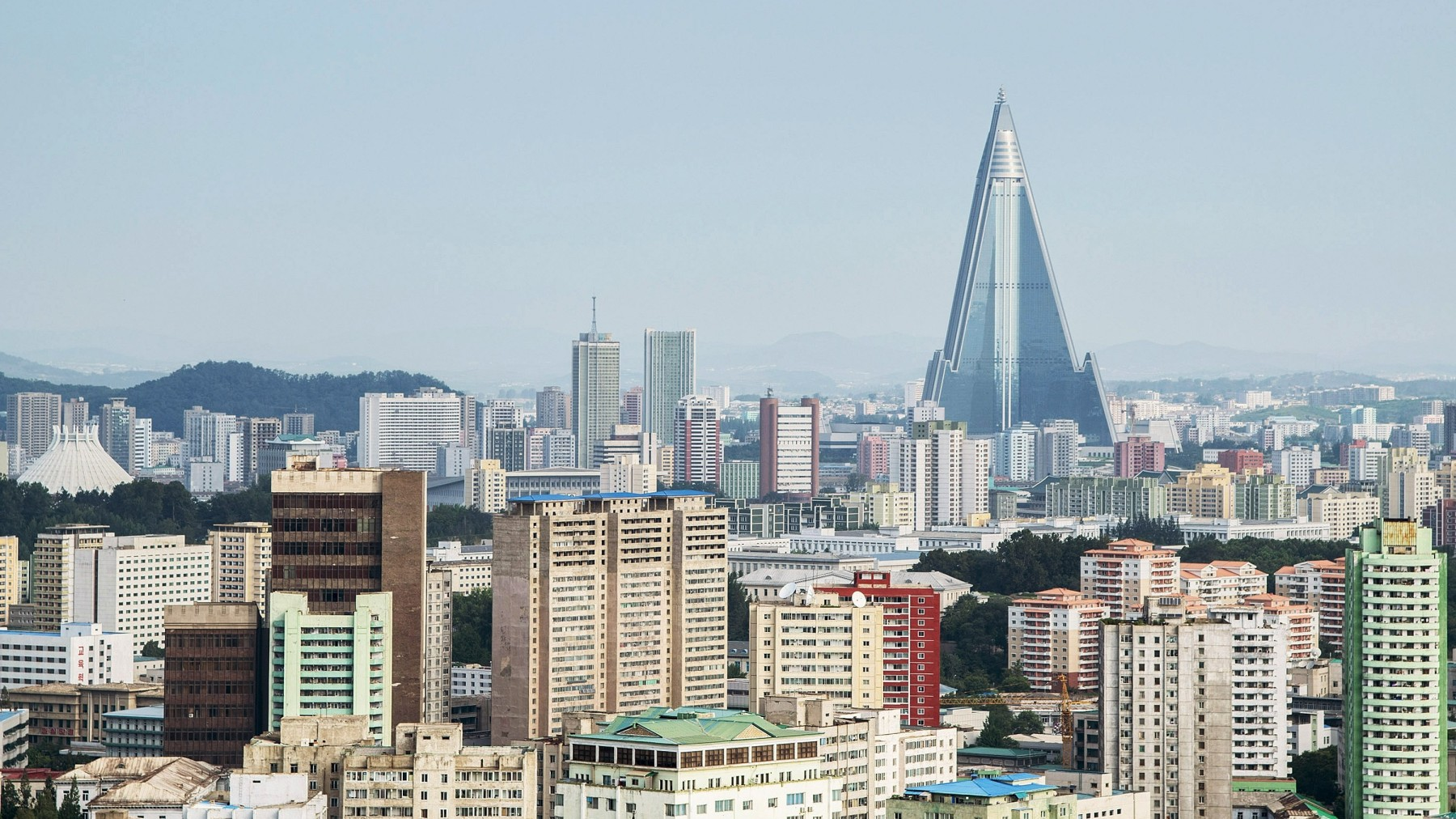 Inside North Korea's $750 Million Empty Hotel - InsideHook