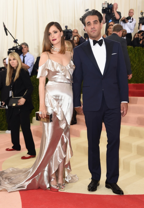 Actress Rose Byrne and Actor Bobby Cannavale (Jamie McCarthy/FilmMagic)