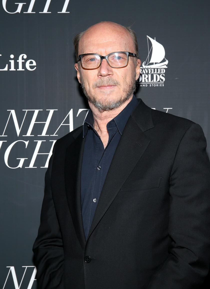 """NEW YORK, NY - MAY 16: Paul Haggis attends the """"Manhattan Night"""" New York Screening at Regal Cinemas Union Square on May 16, 2016 in New York City. (Photo by Paul Zimmerman/WireImage)"""