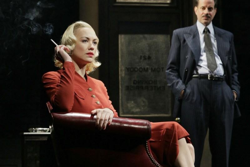 Yvonne Strahovski in 'Golden Boy'