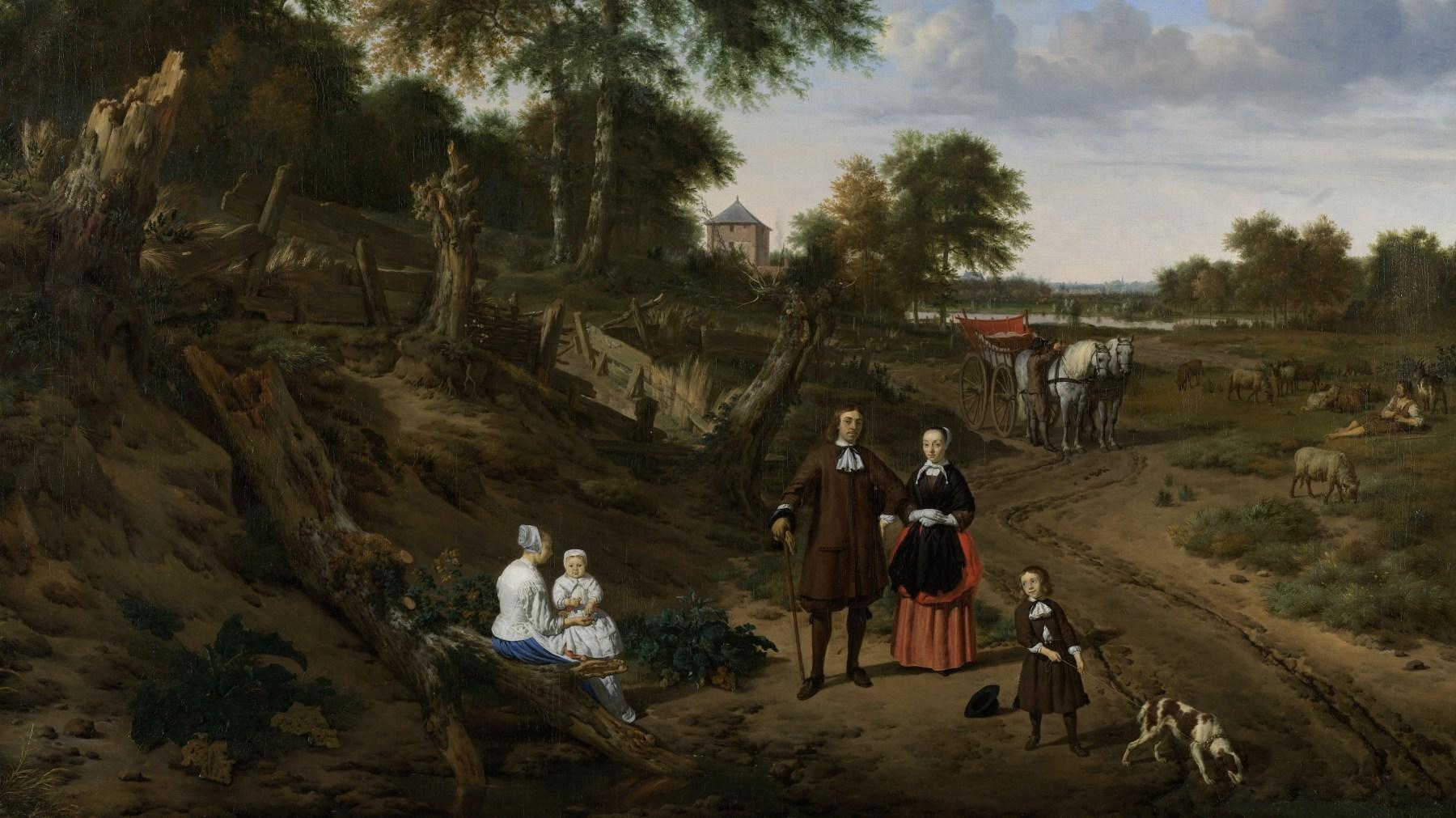 Rijksmuseum Staging First-Ever Retrospective of Adriaen van de Velde's Work