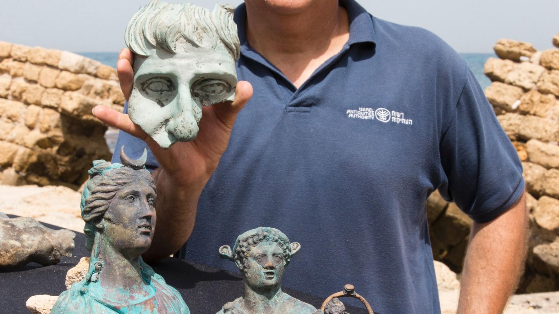 Roman Shipwreck Artifacts