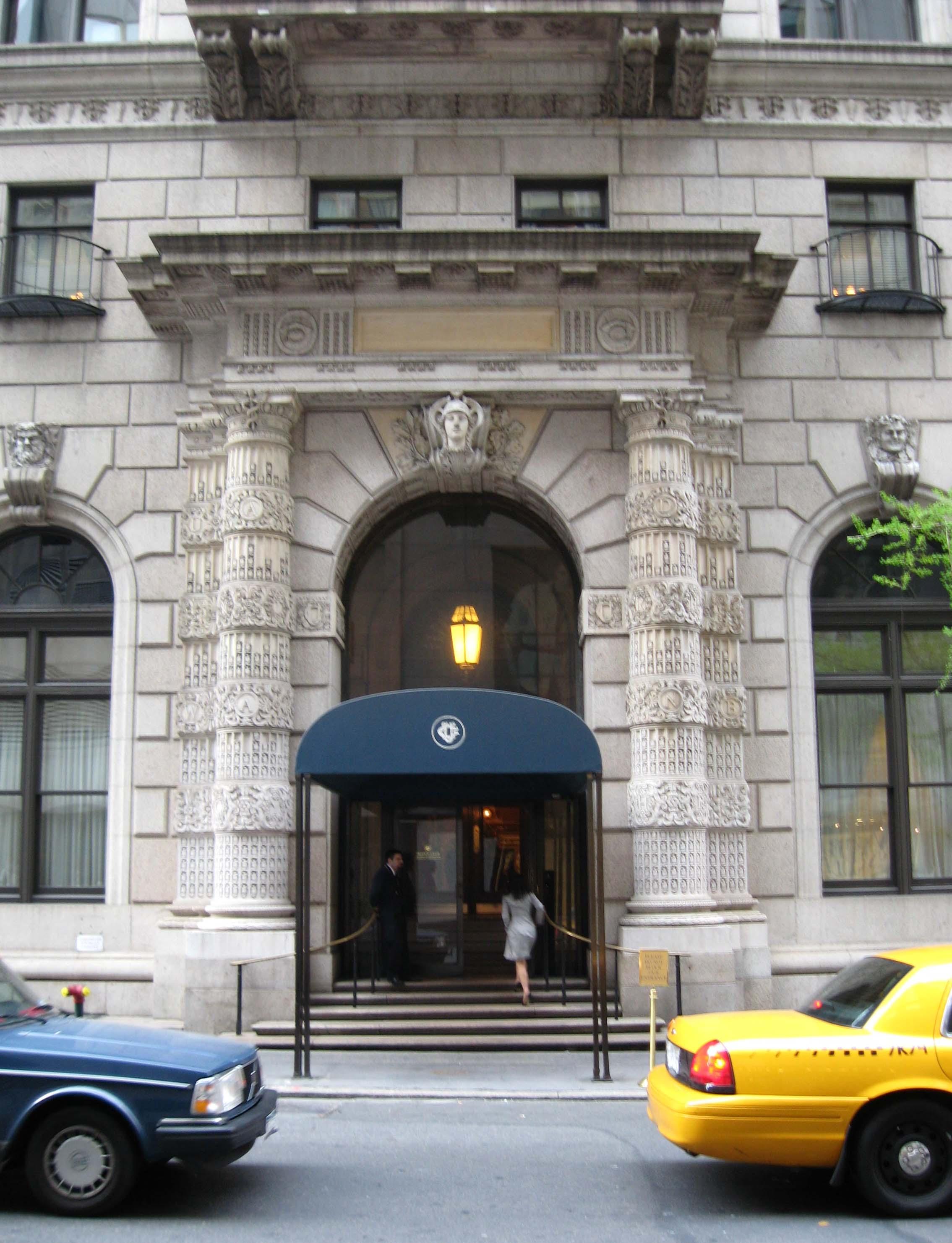 The University Club, NYC