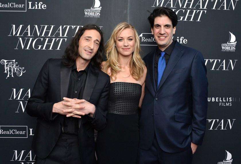 Manhattan Night Premiere