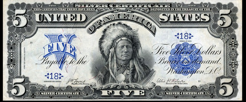 Unexpected Historical Figures That Were Featured on U.S. Currency