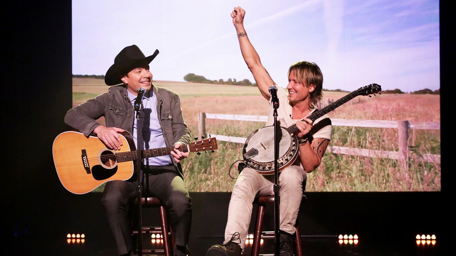Jimmy Fallon, Keith Urban Play Country Songs Based On 'FMyLife' Web Posts