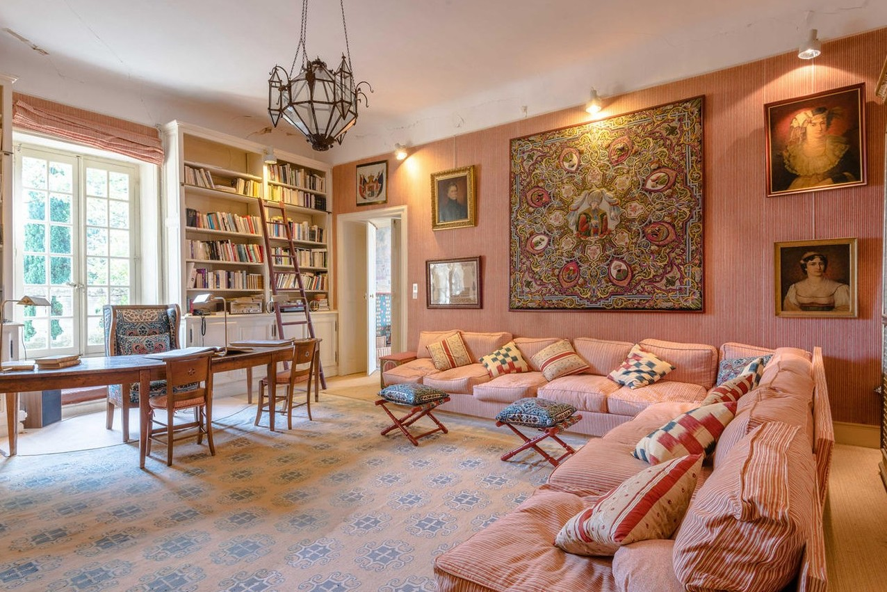 French Chateau With Picasso Frescos on Its Walls Listed for $10.1 Million