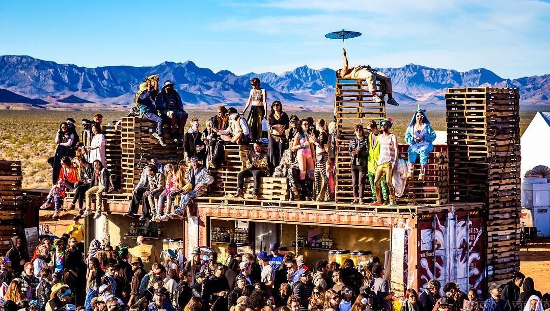 Burning Man for the Tech Elite
