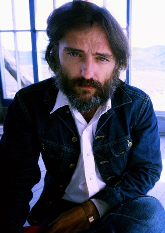 Steal Dennis Hopper's '70s Denim Jacket Style