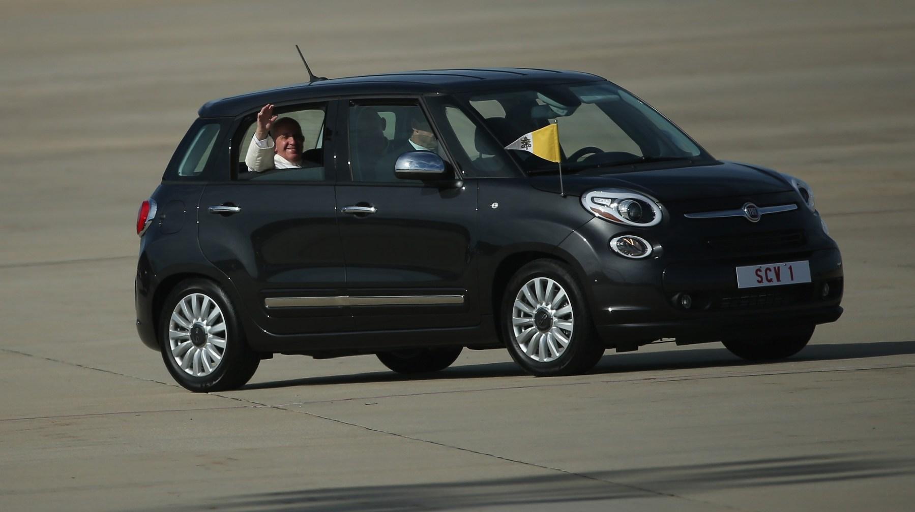 Pope's Fiat