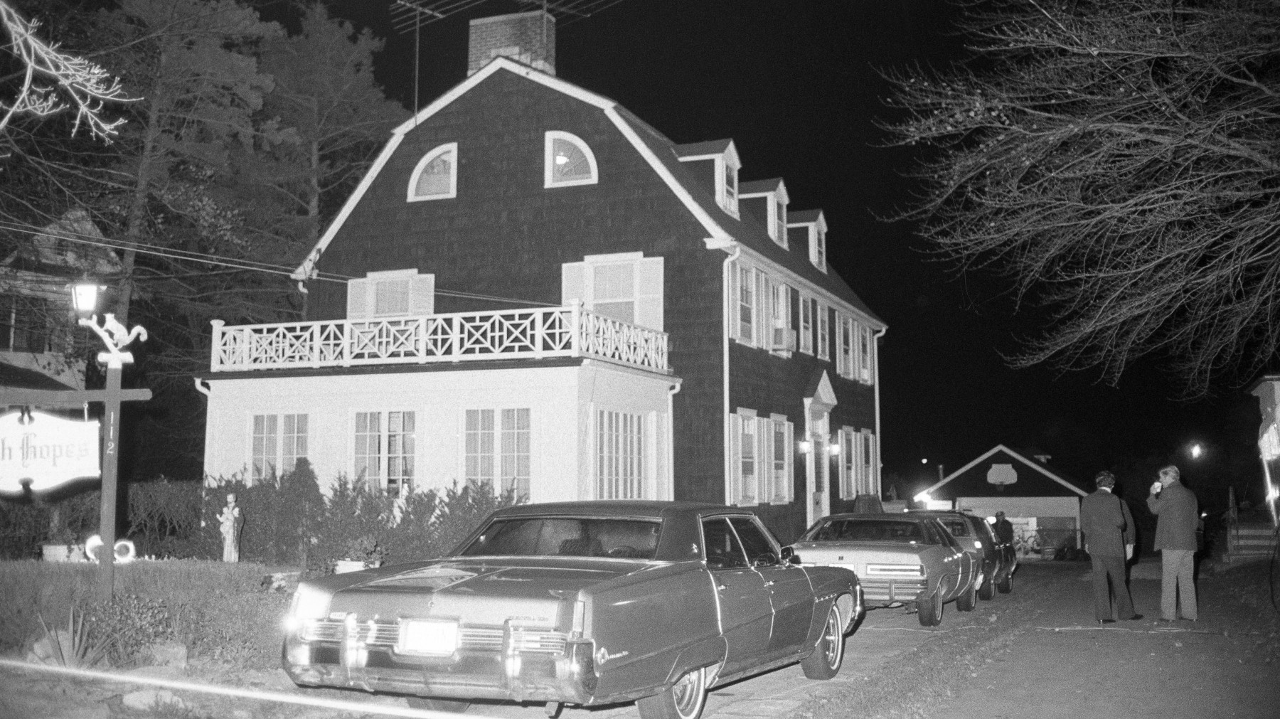 Amityville Horror House