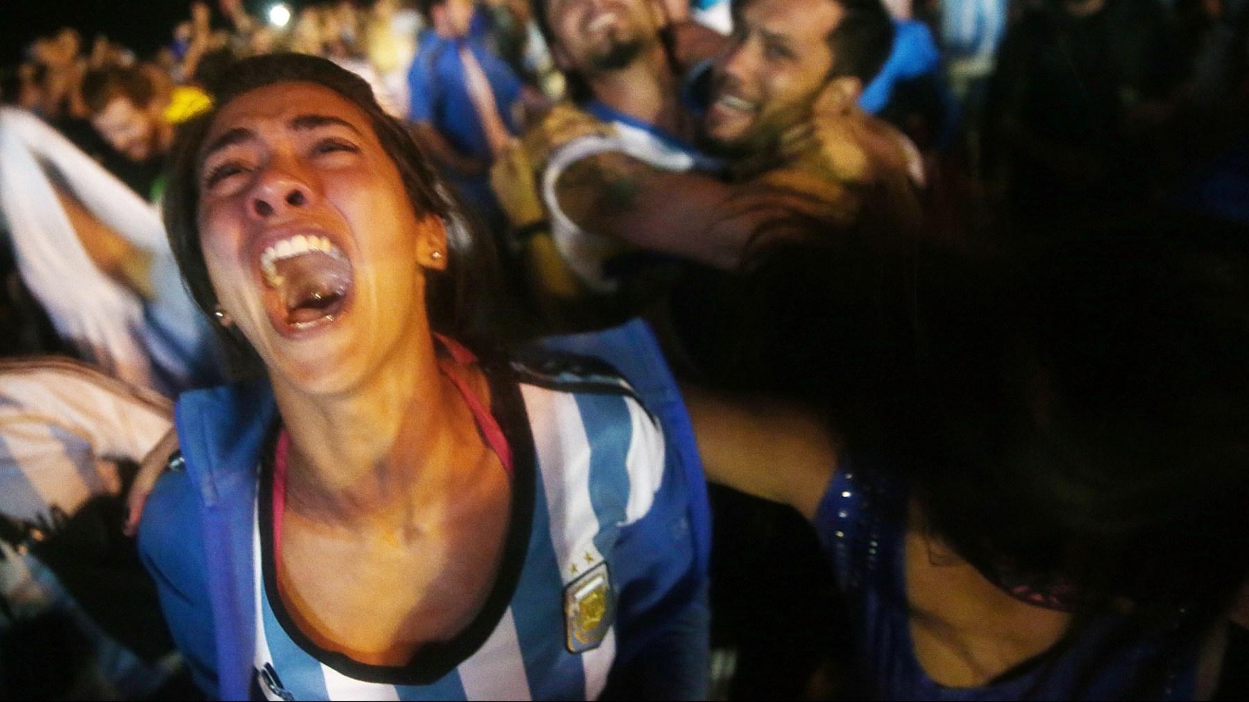 Argentina Soccer Hooligans