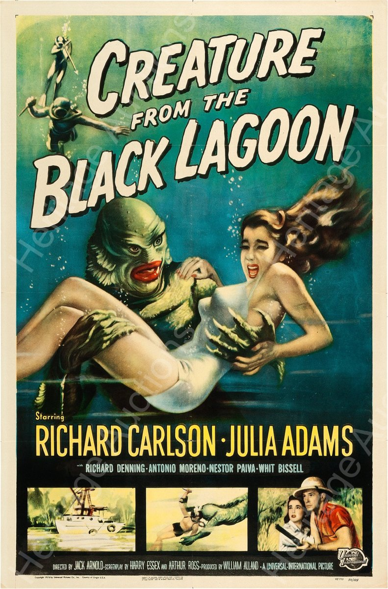 Classic Movie Posters Up for Auction at Heritage  http://movieposters.ha.com/c/search-results.zx?N=54+792+4294948696&type=collectora-1-poster--news--tem061016  Heritage Auctions' July 30-31 auction of vintage movie posters -- lots of rare posters from the Silent Movie Era, as well as classics.