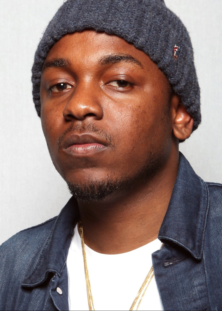 AUSTIN, TX - MARCH 16:  Kendrick Lamar poses for a portrait backstage at Fader Fort presented by Converse during SXSW on March 16, 2012 in Austin, Texas.  (Photo by Roger Kisby/Getty Images)