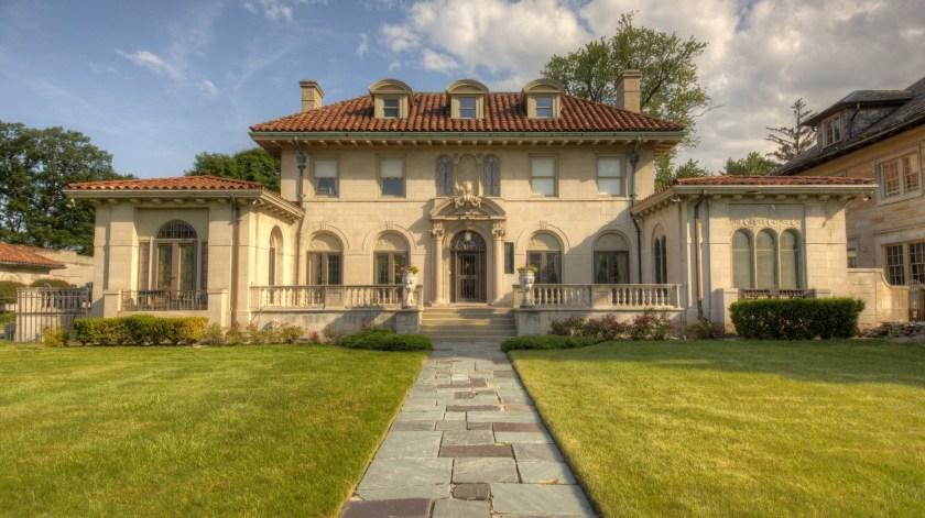 Berry Gordy Mansion