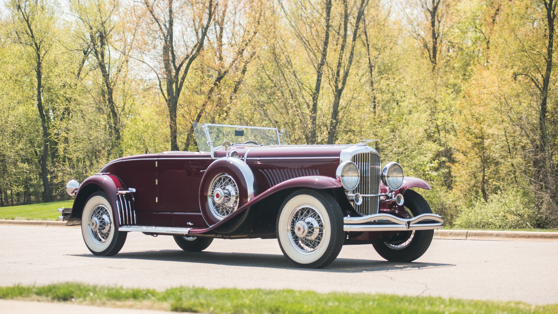 RM Sotheby's Motor City Auction