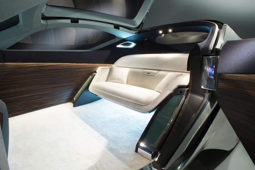 Rolls-Royce Vision 100 Concept Car