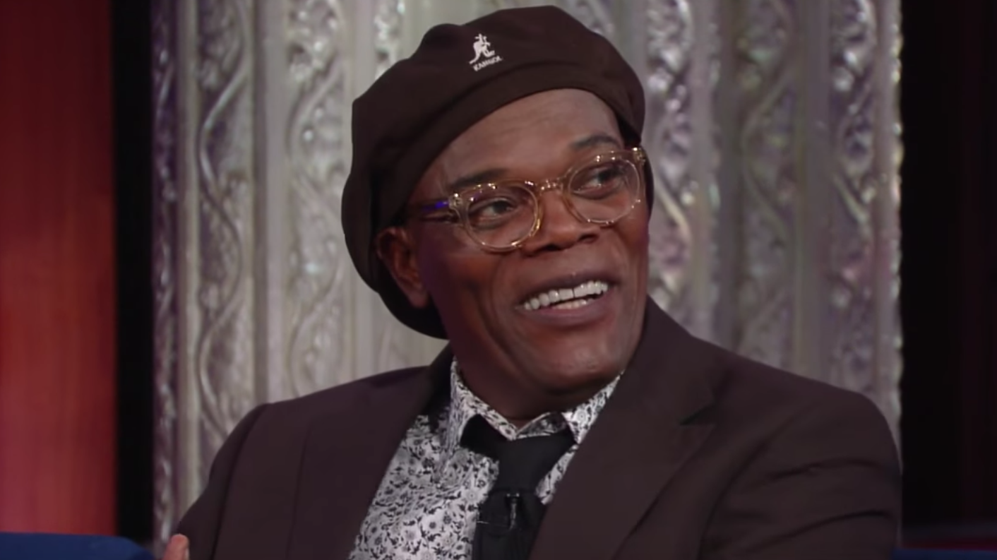 Samuel L. Jackson on His 'Real' Character in 'Legend of Tarzan'