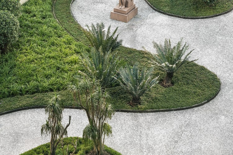 The Work Of Influential Landscape Architect Roberto Burle Marx