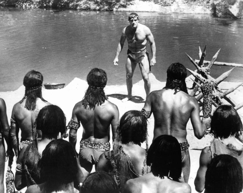 Evolution of Tarzan