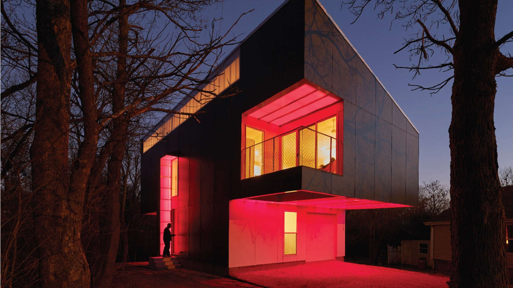 SILO AR+D Showcase Mood Ring House http://architizer.com/projects/mood-ring-house/