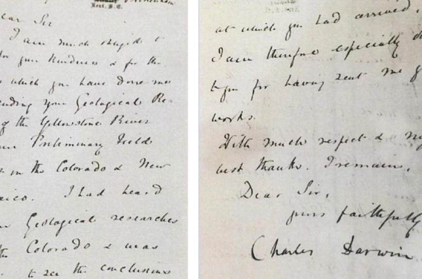 darwin_letter_returned_to_smithsonian