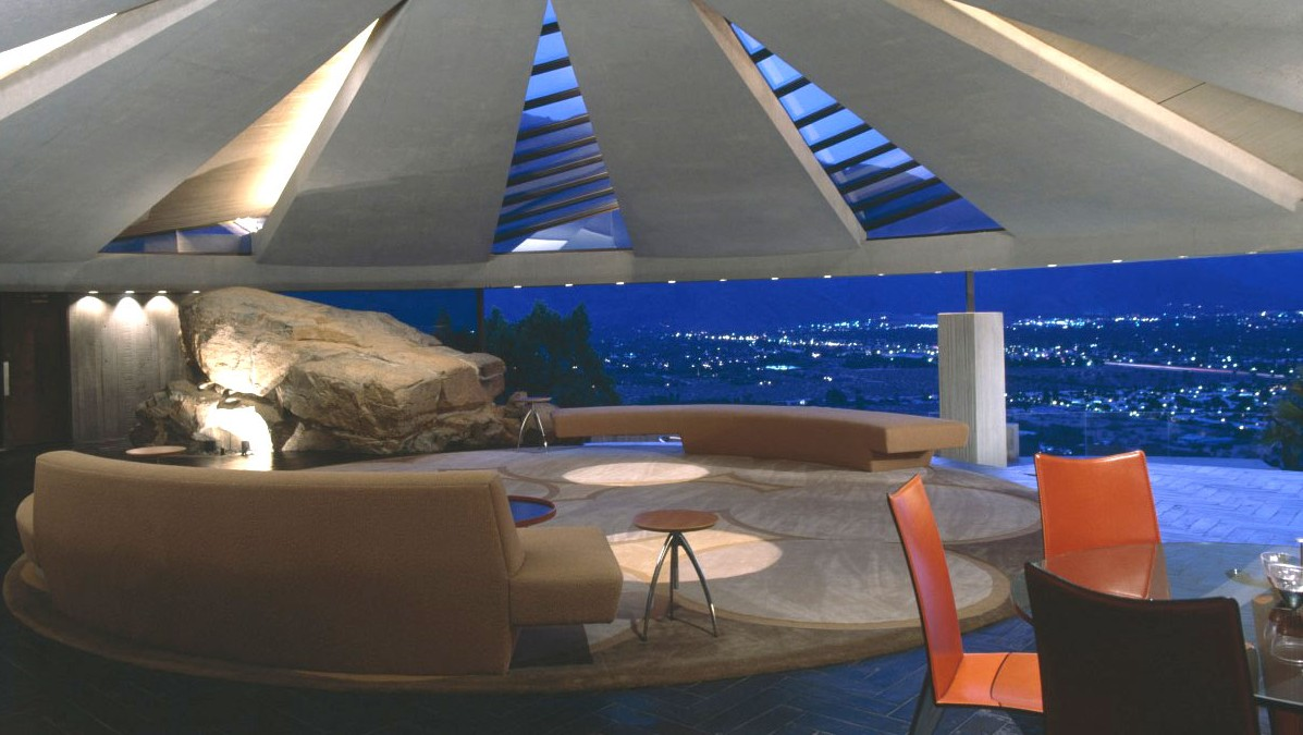 Palm Springs Estate From Bond Movie 'Diamonds Are Forever' On the Market
