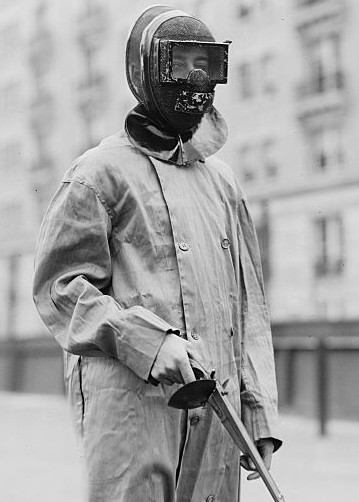 The Bizarre Predecessor to Paintball From the 1900s
