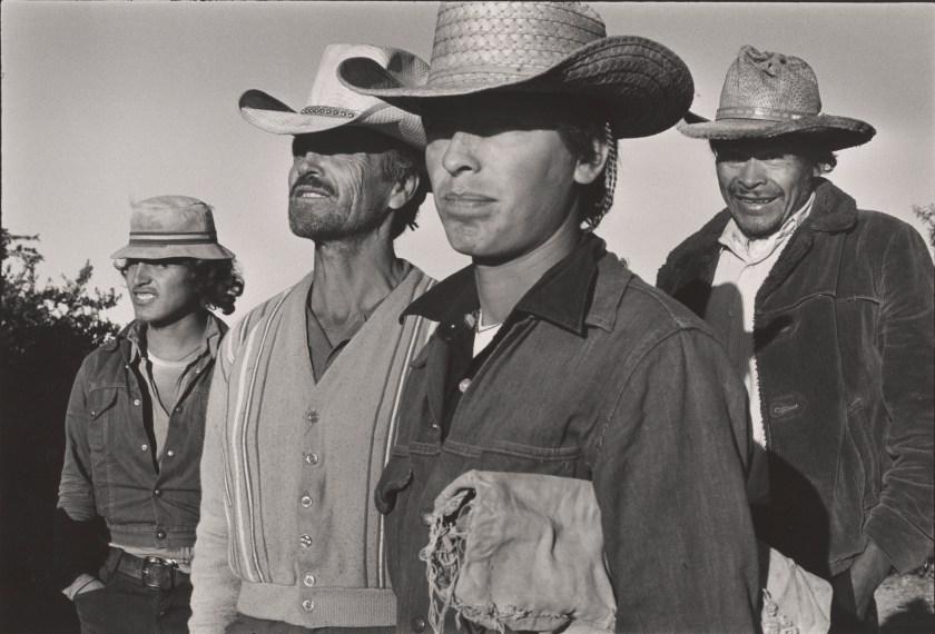"""""""Maricopa County, Arizona,"""" 1977. Vintage gelatin silver print. (Danny Lyon, courtesy Edwynn Houk Gallery, New York)"""
