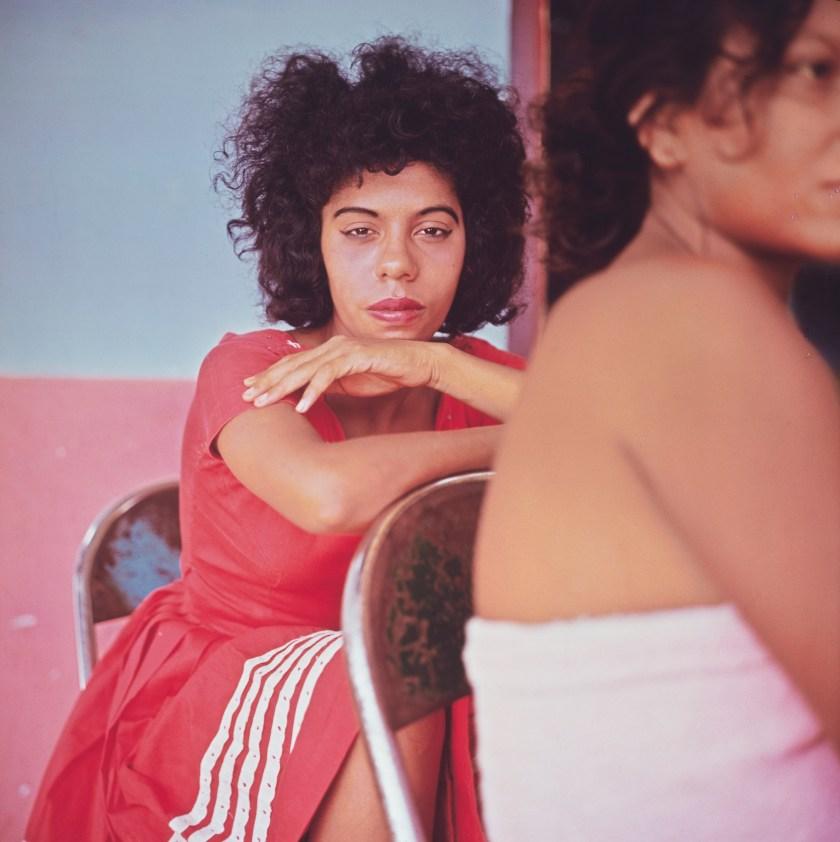 """""""Tesca, Cartagena, Colombia,"""" 1966. Cibachrome, printed 2008. (Danny Lyon, courtesy Edwynn Houk Gallery, New York)"""